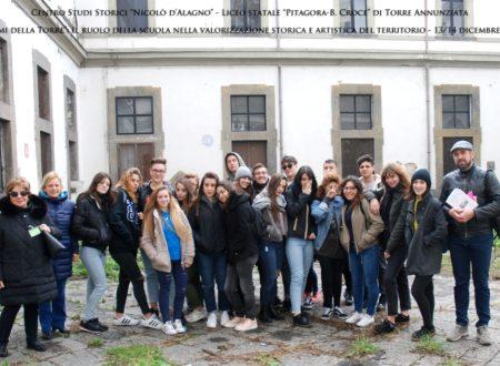 """""""I Lumi della Torre"""": la scuola che valorizza il territorio"""